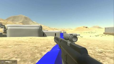大海解说mc我的世界 海哥神技狙击枪打落飞机