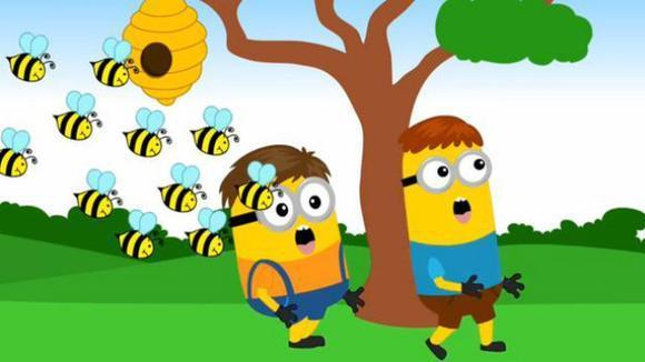 彩泥蜜蜂的步骤