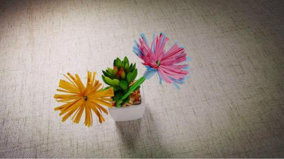 简单又漂亮的百合花折纸教程 02:21 小爱的手作日记 折纸三角蛋糕 07