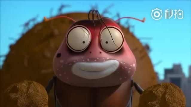 爆笑虫子:口臭
