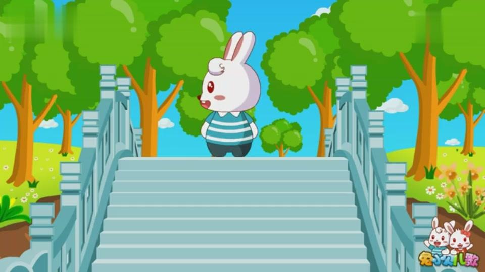 动画可爱兔兔 壁纸