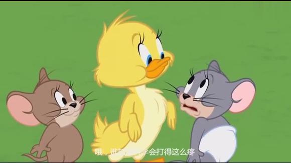 06:36 亲子时光:新猫和老鼠之在接触中消失 01:07 《新猫和老鼠》杰瑞
