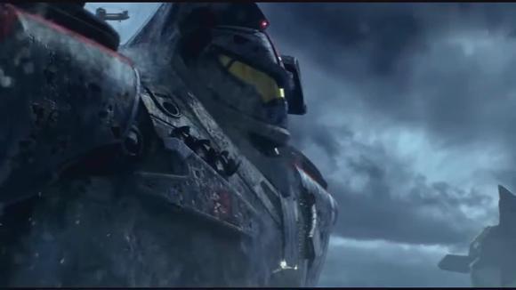 2013年美国科幻巨作:怪兽入侵,人类制造机甲奋起反击!