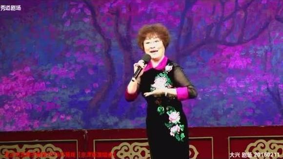著名梆子演员刘文静唱河北梆子《穆桂英挂帅》,辕门外三声炮