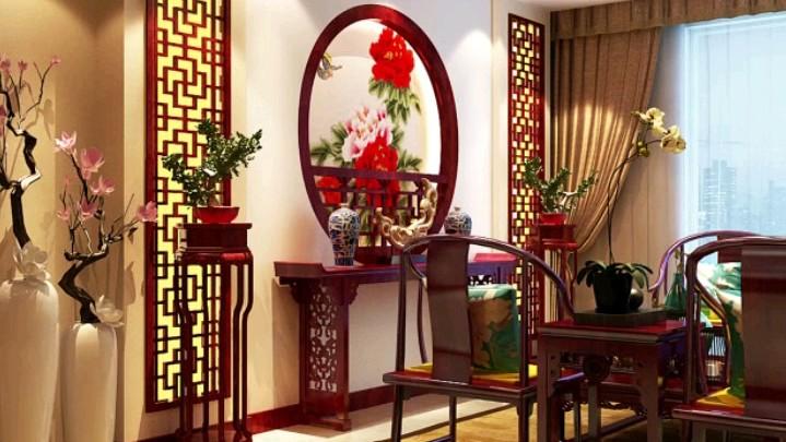 网红简约古典中式,装修报价低又美