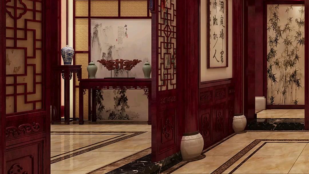 绝代风华的中式装修,永不褪色的古典情怀