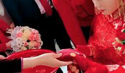 新娘子洗脸有啥说法吗?你们那里结婚有这风俗吗?