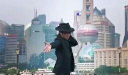 """""""杰克逊""""再现上海"""