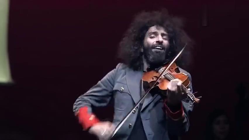 小提琴演奏电影《低俗小说》主题曲,一把小提琴点燃现场!