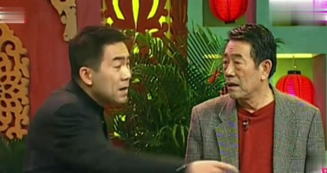 永恒的经典:杨议 杨少华相声《肉烂在锅里》