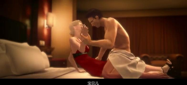 拳皇命运 国语版 第7集 救美!玫瑰的回忆!