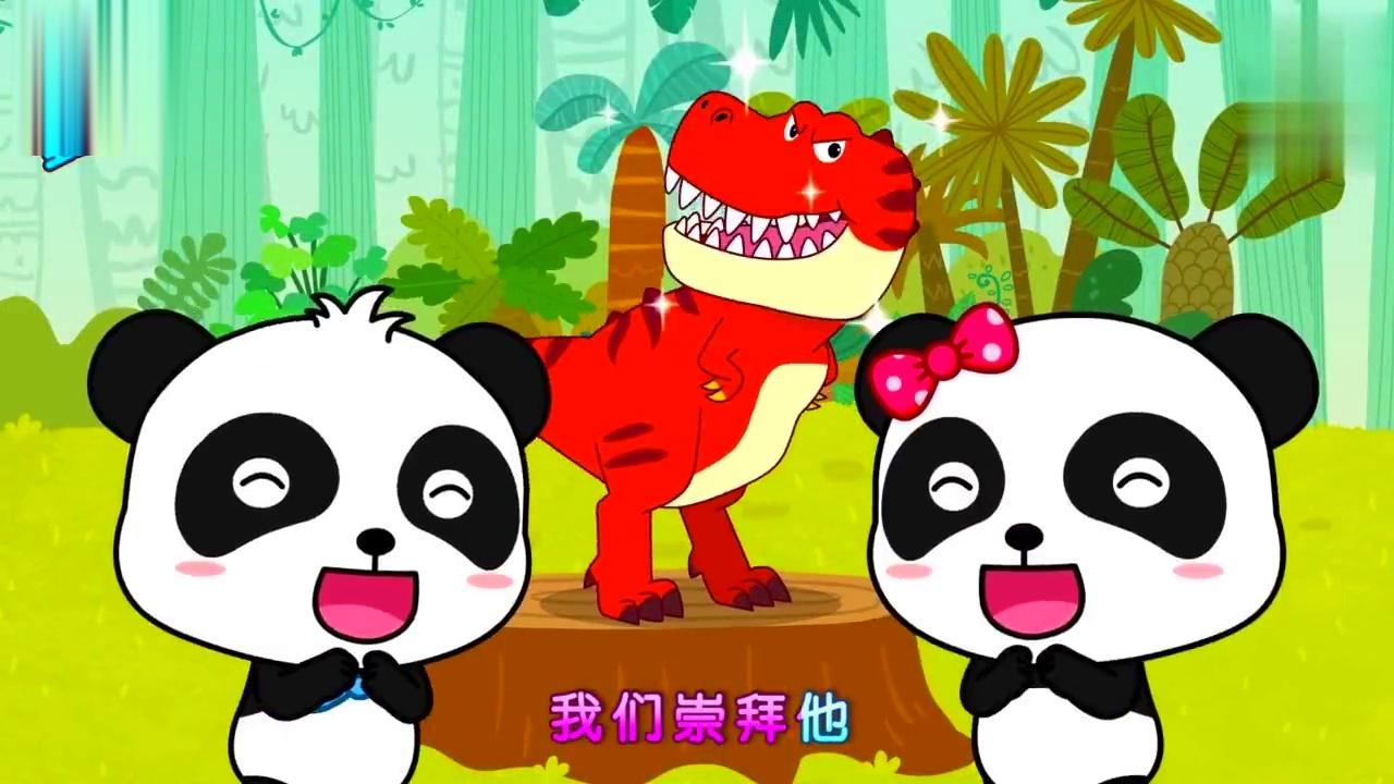 【小伶玩具】恐龙时代火山大喷发图片