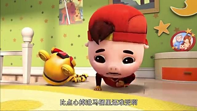 猪猪侠之超星萌宠 第2季 第1集