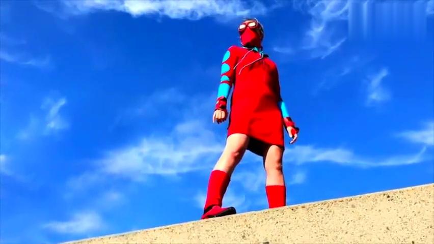 《蜘蛛侠:英雄归来》DIY特辑 每个人都有一个超级英雄梦