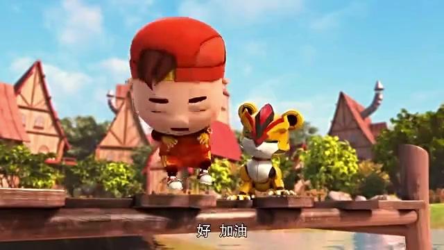 猪猪侠之超星萌宠 第2季 第15集