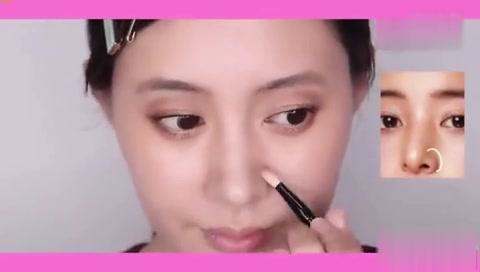 新木优子 仿妆,七月日本杂志妆