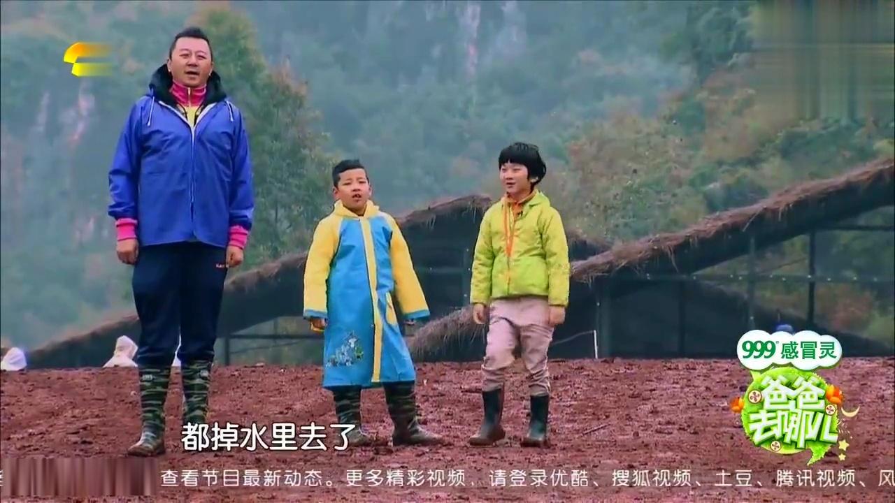 郭涛父子在天天的帮助下,顺利赶飞了天鹅,石头高兴坏了!