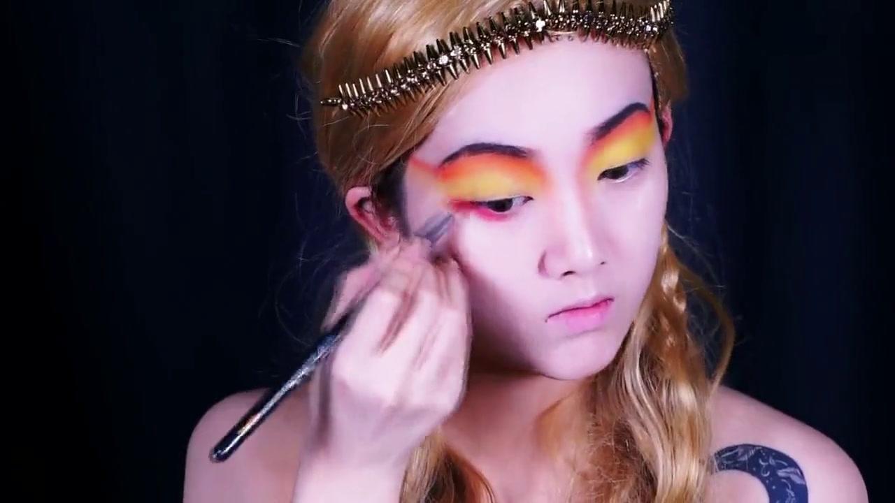 十二星座妆容-狮子座LEO