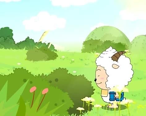 懒羊羊图片 睡觉 可爱