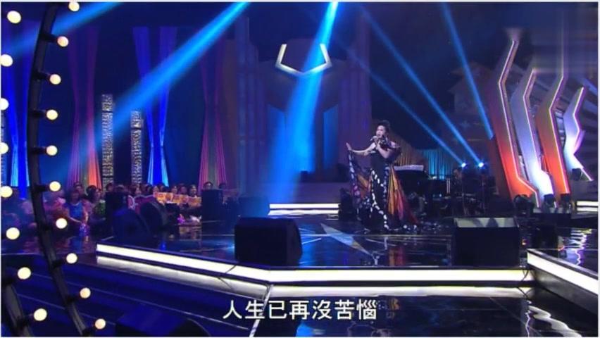 流行经典50年:薛家燕演唱《凭着爱》