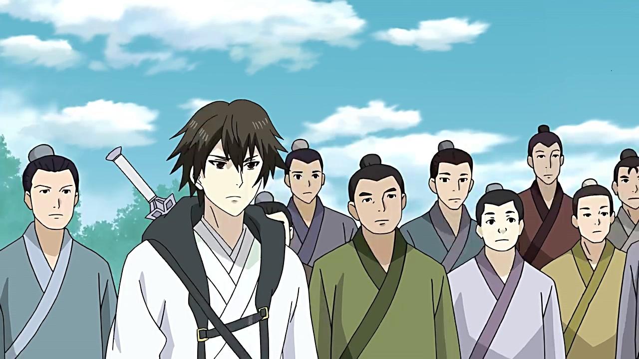 剑王朝 第2季 祭剑切磋三人参加