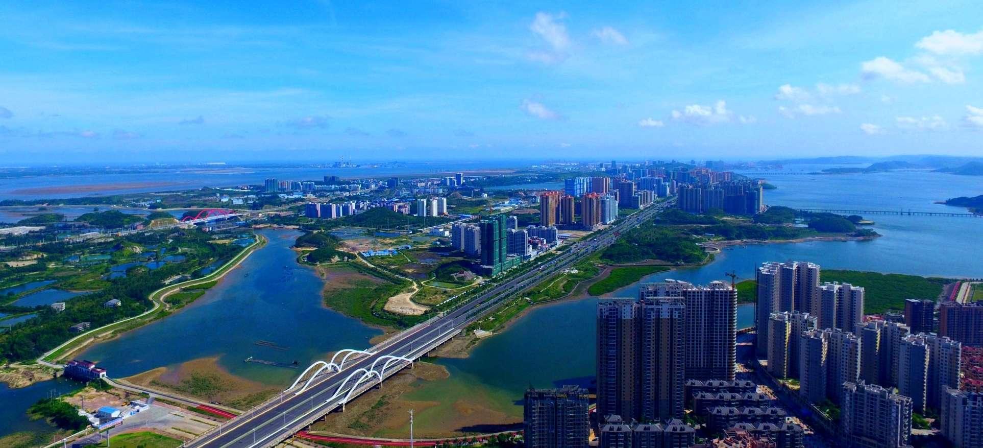 防城港市港口区,南方有良港,海滨起新城