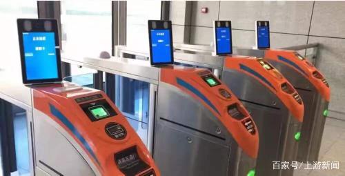铁路e卡通登陆海南,城际铁路进入无票乘车新时代
