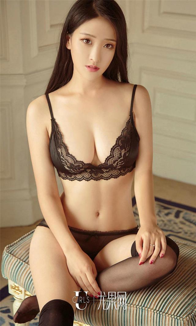 [尤果网] 妍姿艳质秀色可餐美女西子爆乳诱惑套图 第825期