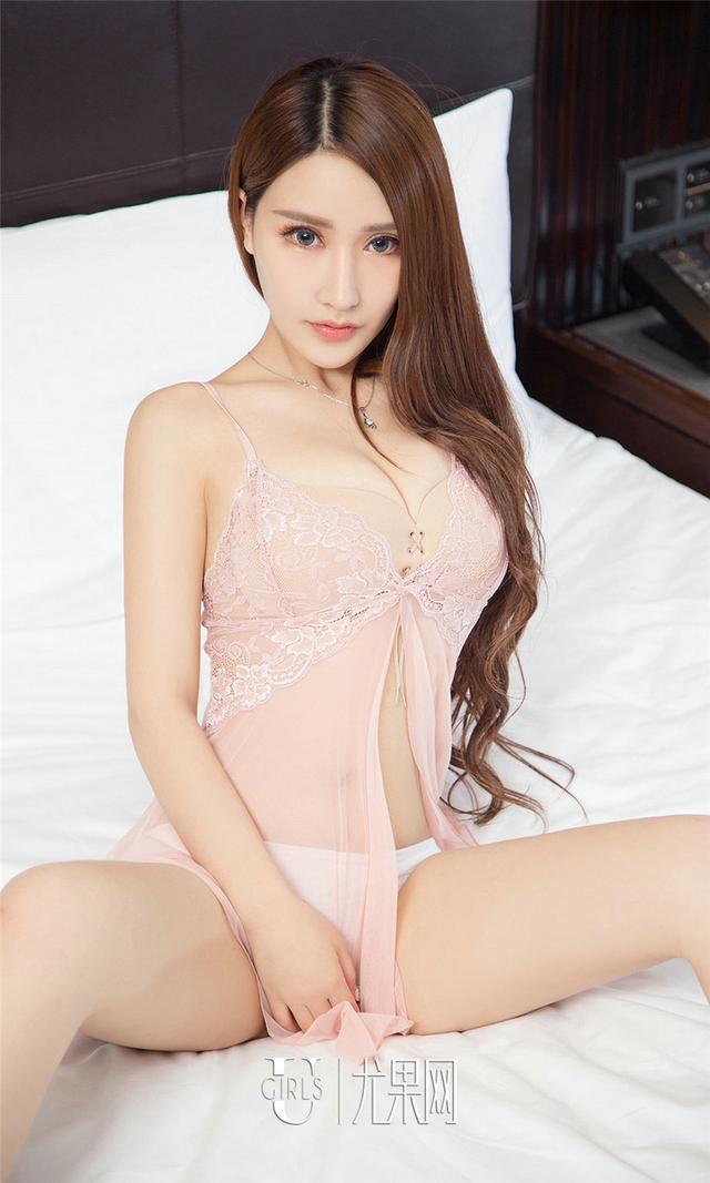 [尤果网] 国产爆乳嫩模郭语晴性感深沟浴室诱惑 第790期