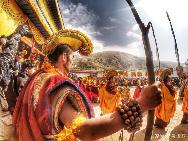 固始汗南征青海和康区,俘杀绰克图台吉、白利土司,兵锋直指西藏