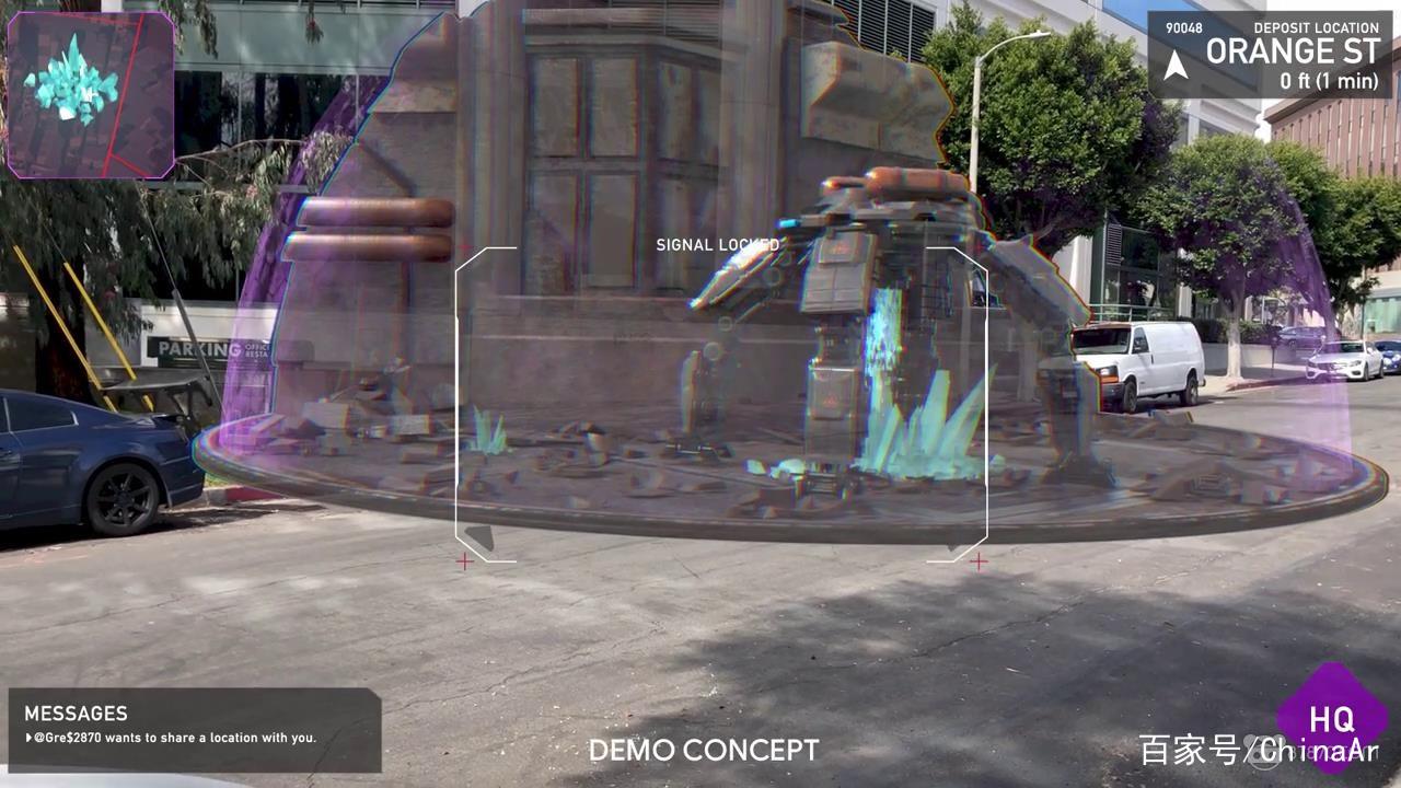 谷歌地图更新API 支持AR游戏等增强显示 AR资讯 第2张