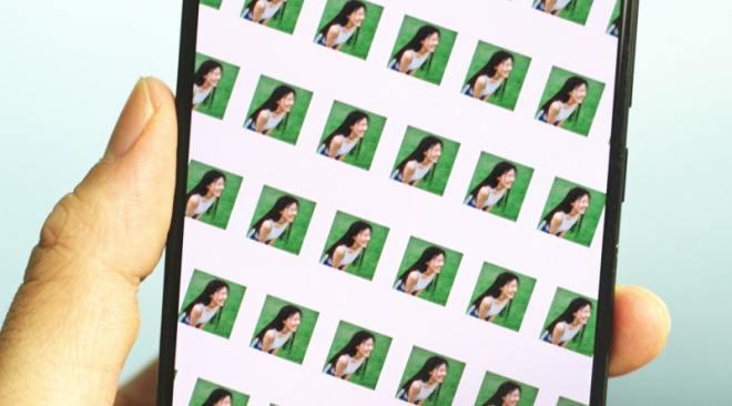 教你把女朋友照片做成手机壁纸,个性又好看!一分钟学会!