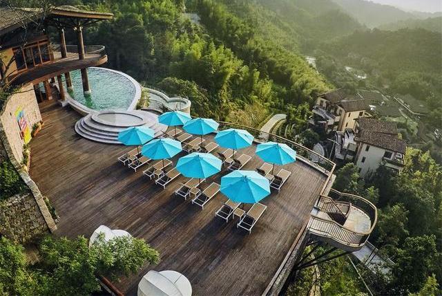 惠州十字水山林别墅、峭壁温泉,私享《国家地理》全球生态度假村