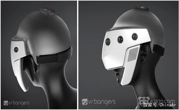 """专为观看CRVR的VR头盔?让你感受最""""真实""""的CRVR体验 AR资讯 第7张"""