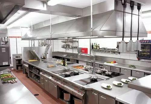 商用厨房工程案例3