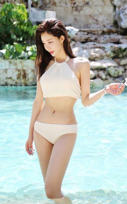 韩国八大泳装模特比基尼美图乐多美女网整理第35期