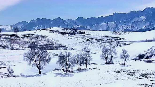 新疆3家景区冲刺国家5A级