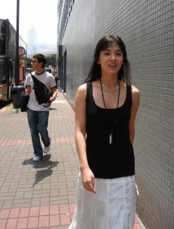 宋慧乔再现减龄造型,状态回到巅峰时期,37岁生图依旧能打!