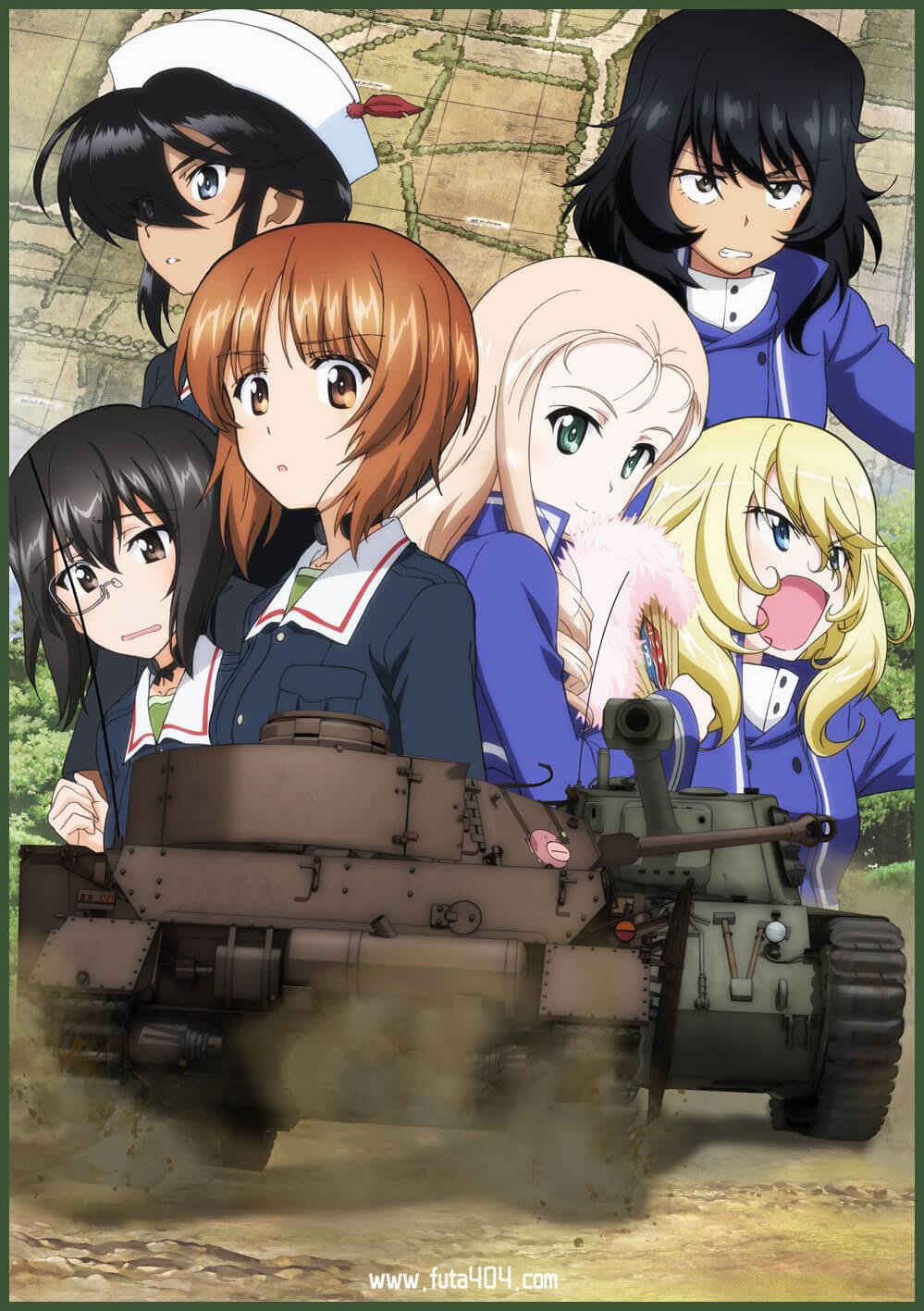 少女与战车最终章 动画在线 Actas 动漫在线