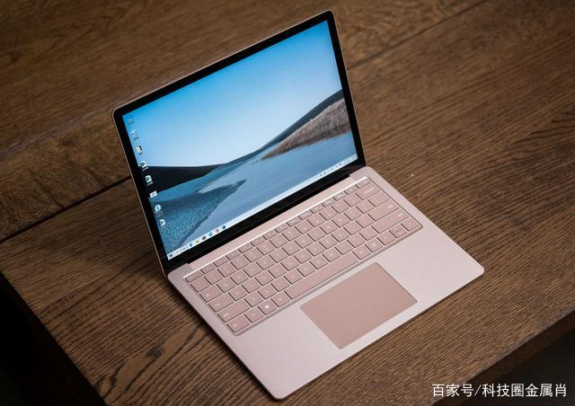 """朝着""""生产力工具""""前进的Surface Laptop3"""