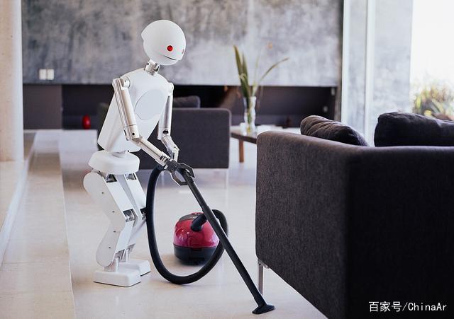 在通用AI出现之前 AR技术让让机器人走进家庭