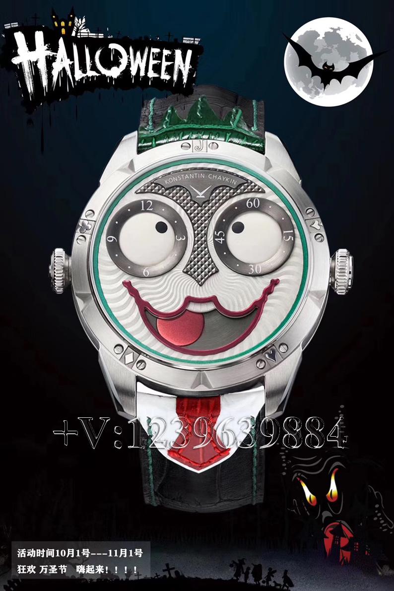 对比测评:TW厂俄罗斯小丑V3S,升级哪些地方?