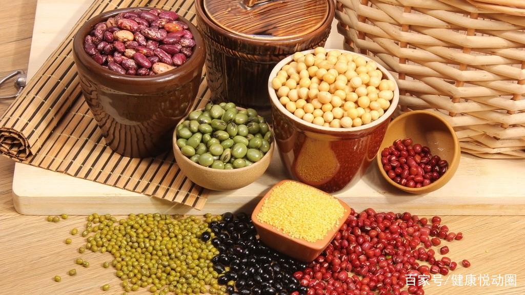 五谷杂粮不仅是食物,更是良药