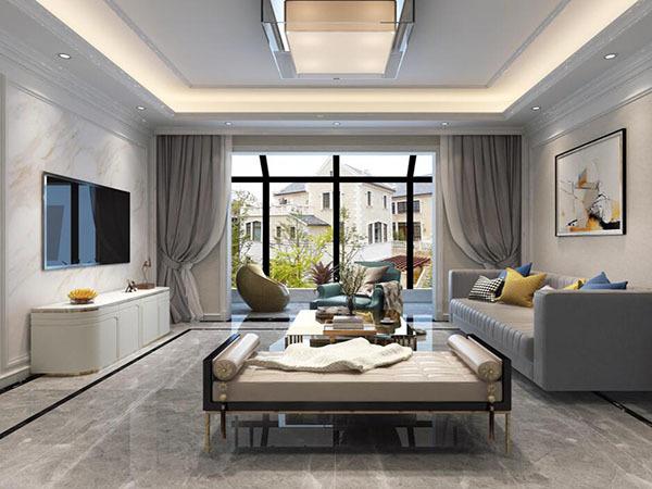 100平米欧式装修大概多少钱 房子怎么装修最省钱又美观