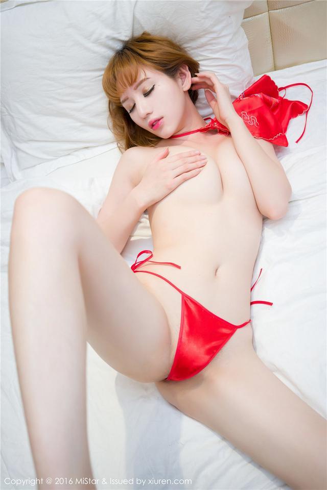 [魅妍社]斯戴媛Amy火辣身材极品人体艺术私房图VOL.06
