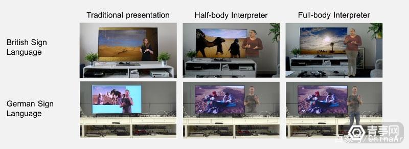 BBC科研人员竟用AR将手语解说员搬出屏幕 AR资讯 第5张