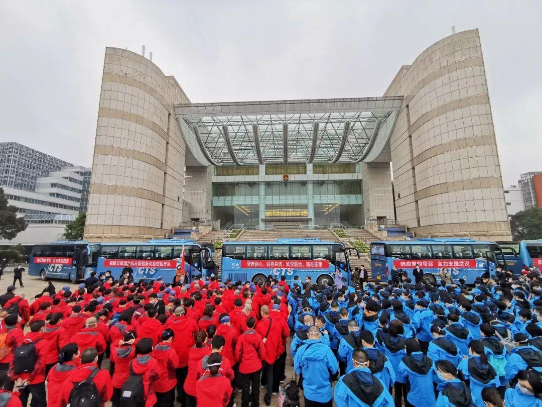 省立协和再出征,这次目的地是武汉新开的重症病区!