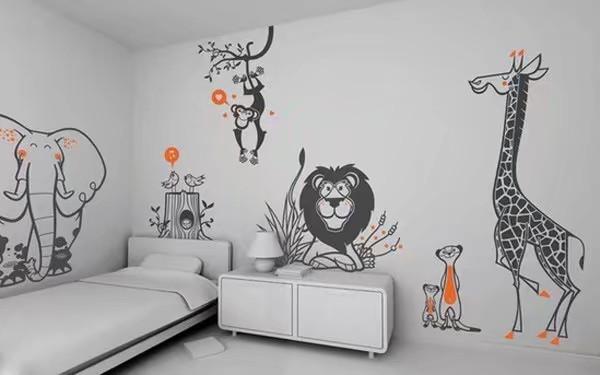 兴义手绘墙画