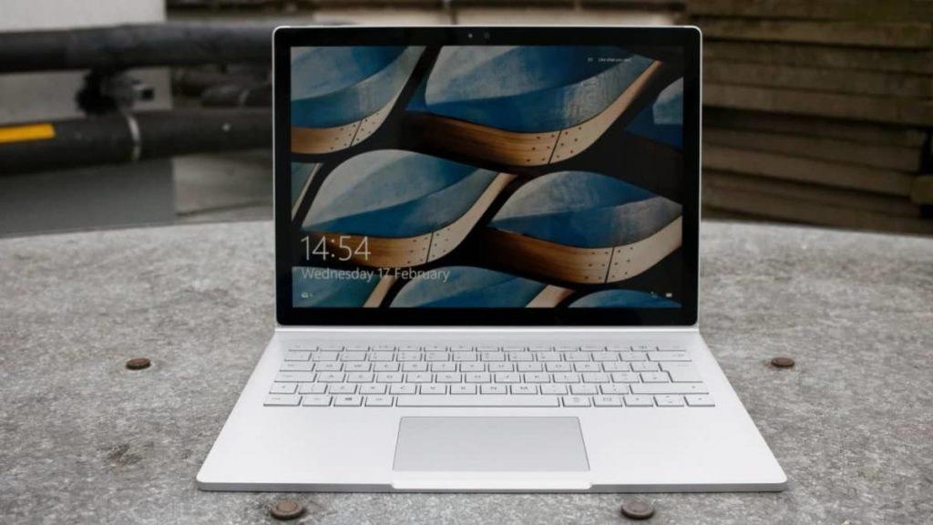 微软专利揭示了Surface Book 3的新功能,将改进散热