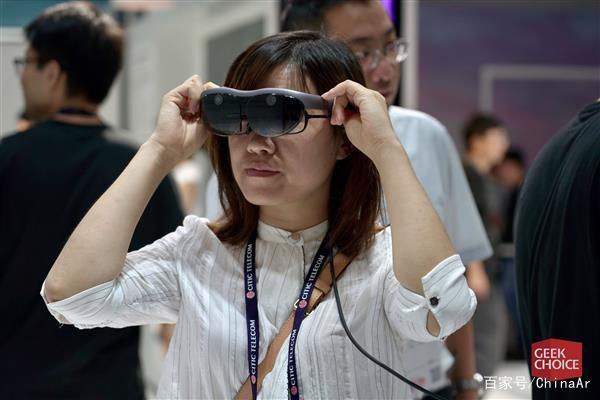 vivo AR眼镜独家测评:一副独特的AR眼镜